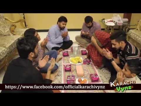 Iftaari Time Be Like By Karachi Vynz Official