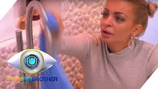 Putz-Party in der Villa | Tag 10 | Promi Big Brother 2018 | SAT.1