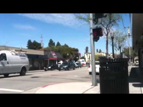 San Mateo CA calle 3era y 4ta (Por favor compartan el video en Facebook a Latino América)