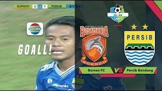 Download Video Goal Ghozali Siregar - Borneo FC (0) vs Persib Bandung (1) | Go-Jek Liga 1 bersama Bukalapak MP3 3GP MP4