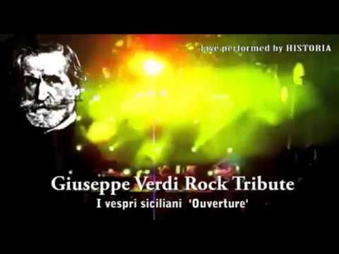 Vespri Siciliani. Giuseppe Verdi Rock Tribute