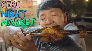 vermillionvocalists.com - FEASTING at Cebu Philippines Night Market: BEST Roast Chicken!