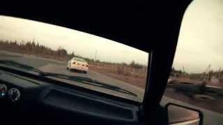 onboard. Трек-день в Перми. Integra typer vs 2108 gopro