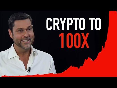 Crypto Market to 100X Says Ex Goldman Sachs Manager!