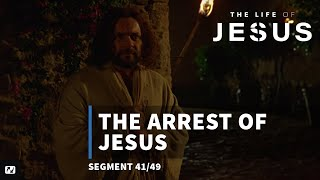 The Arrest of Jesus and Peter's Denial | English | The Life of Jesus | 41 of 49