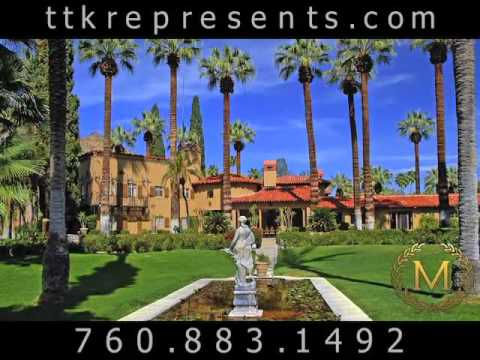 Palm Springs Finest Homes | Beverly Hills Mansion Palm Springs
