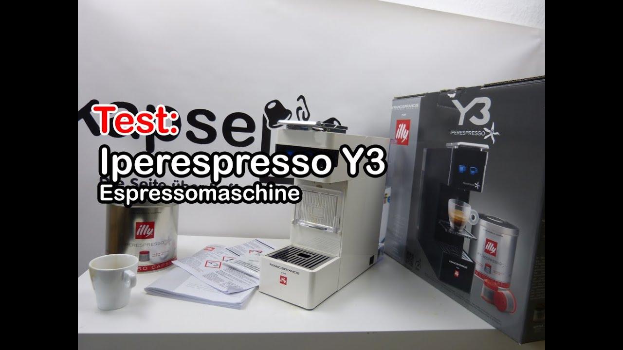 Illy y3 test