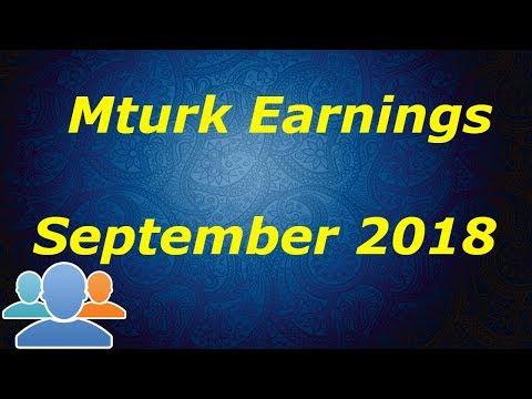 mturk earnings - Myhiton