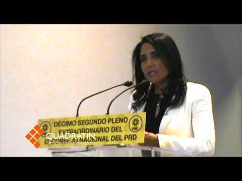 Ratifica PRD alianza mediante Frente Ciudadano