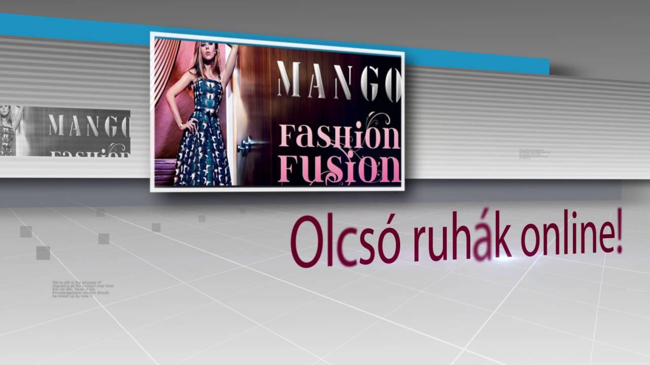 Olcsó ruhák online! - YouTube 28f7dfaf17