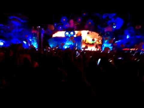 Dash Berlin Live Opening at EDC Las Vegas 2013