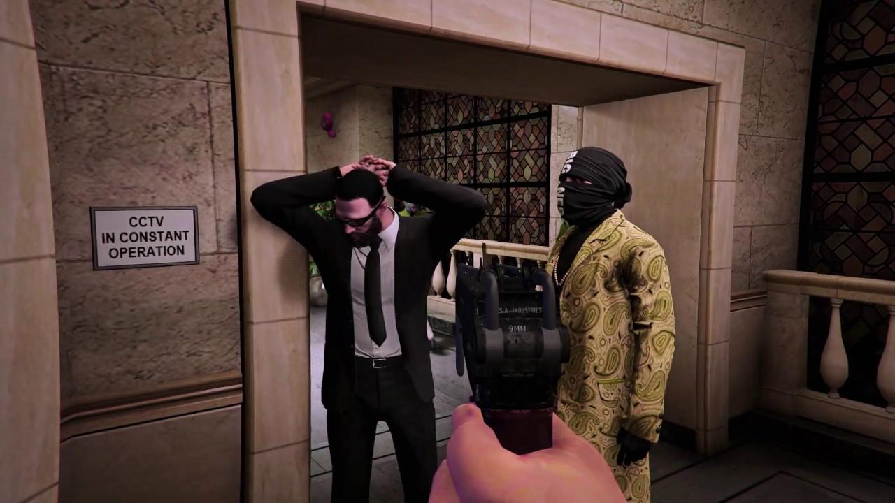 ბანკი არ გავიტანეთ არა GTA GO მექსიკა #1 ქართული სერვერი