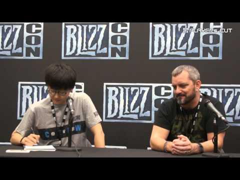 "Chris Metzen Open Interview ""Warcraft Movie hero will be corrupted"" Blizzcon 2013 (크리스 멧젠 인터뷰)"