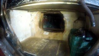 Polícia descobre túnel com peças de motos roubadas em SP