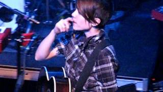 4/16 Tegan & Sara Banter - Wiki, Baltimore Are Inside Laughers + Introducing Johnny @ Ram