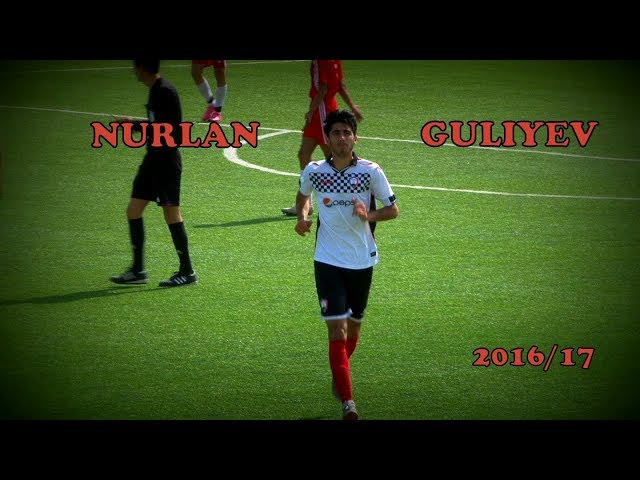 Nurlan Guliyev - Gabala u21   2016/17 by Az Scout