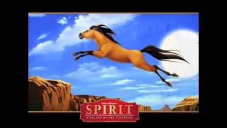 Hanz zimmer Spirit Stallion of the Cimarron