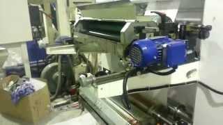 Процесс работы печатной машины. Заказать полиэтиленовые пакеты с логотипом(, 2014-05-22T07:23:28.000Z)