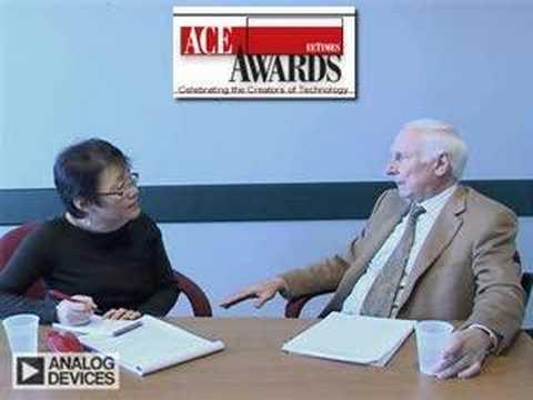 EETimes' Lifetime Achievement Award Recipient Ray Stata