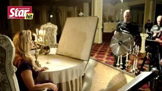 Съемки клипа Анны Семенович на песню