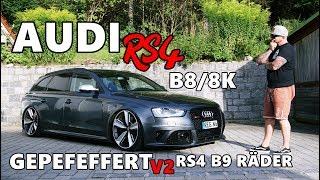 Letzter V8 im RS4 B8/8K / Gepfeffert V2 / 2018ner RS4 B9 Felgen