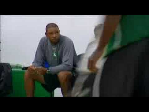 08 NBA Champions Boston Celtics part 1