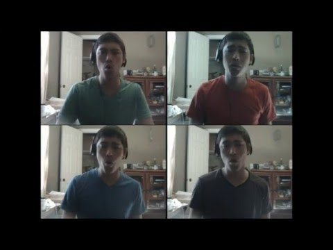 The Fairfield Four - Lonesome Valley (Cover)