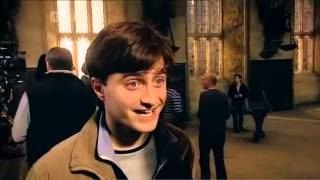 Harry Potter and the Deathly Hallows Part 2 Behind the Magic Part 3 5