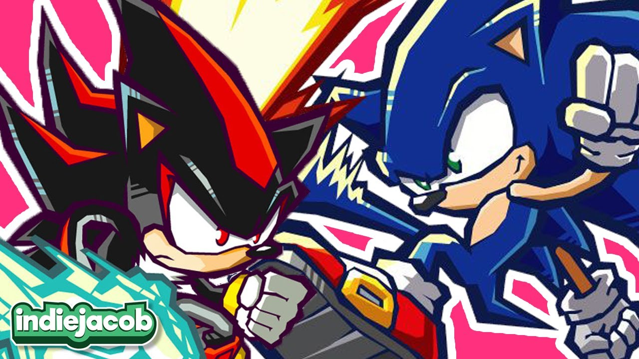 The Sonic Fighting Game No One Remembers