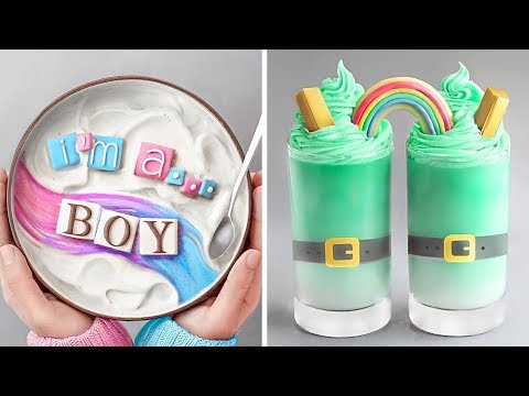 Everyone's Favorite Cake Recipe | Most Beautiful Chocolate Cake Decorating Ideas | So Yummy Cake