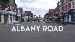 Albany Road Cardiff