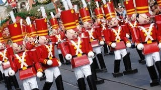 """The  Walt Disney World """"Mickey's Once Upon a Christmastime"""" Holiday Parade"""