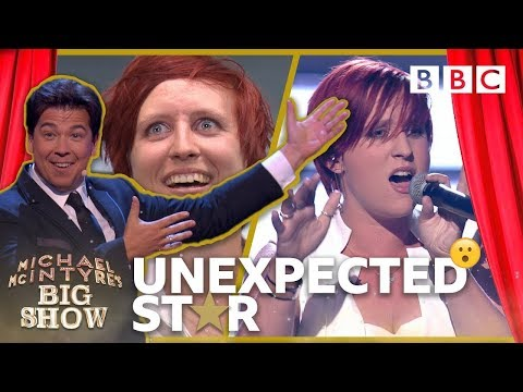 Unexpected Star: Verity the Barmaid - Michael McIntyre's Big Show: Series 2 Episode 4 - BBC One