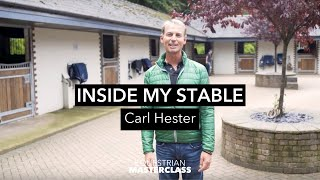 Inside My Stable: Carl Hester