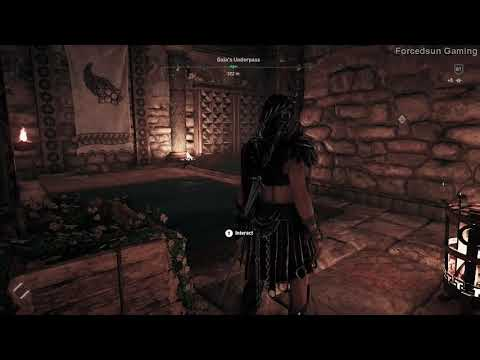 Assassin's Creed Odyssey - The Fate Of Atlantis Episode 1 - Sudden And Now