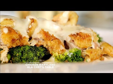 Chicken Maryland - Chef