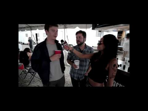 Hey Marseilles Interview On Love This City TV - EDGE FEST