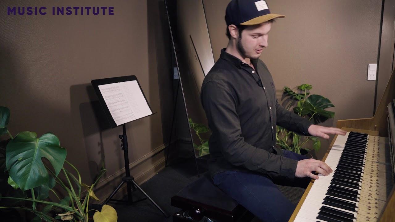 Bliv bedre til at spille klaver - Tekniske øvelser på klaveret