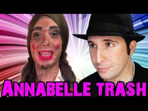 ANNABELLE RAP CINESE HORROR - PARODIA
