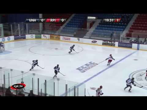 RPI Women's Hockey vs. University of New Hampshire - Game 2