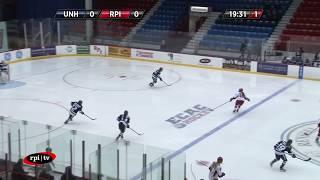 RPI Women's Hockey vs. University of New Hampshire - Game 2 thumbnail