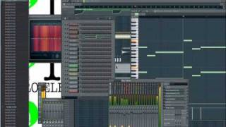 Fl studio 9 House/club/trance