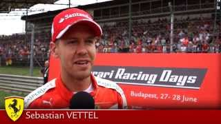 HOW TO DRIVE With SEBASTIAN VETTEL DRIVING F12