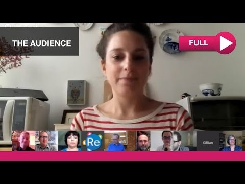 Reinvent the Role of the Audience (Roundtable) | Reinvent Hollywood