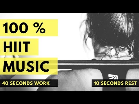 HIIT MUSIC 2018 - Start Off   HIIT 40/10   20 rounds