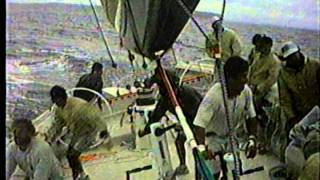The Americas Cup'92 The 28th Defence Best of 7 Races part 1 Eng
