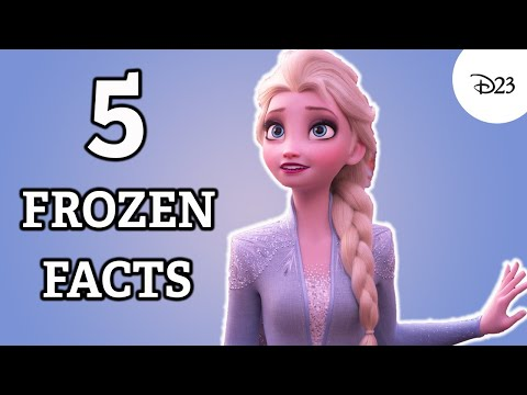 5 Details about Frozen and Frozen 2 That Every Fan Should Know