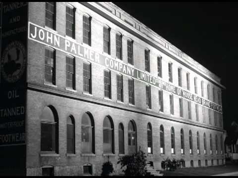 Palmer McLellan Shoe Factory - York Street Audio Tour, Fredericton Heritage Trust, N.B., Canada