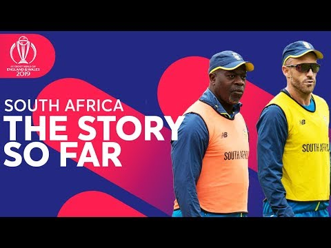 South Africa's Story So Far | Team Feature | ICC Cricket World Cup 2019