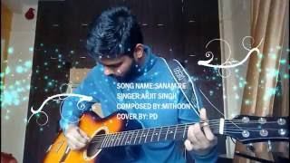 SANAM RE ACOUSTIC#PVPPCOE# COVER BY PD